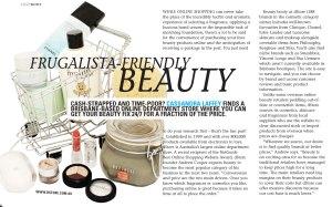 Style Magazine, June 2009